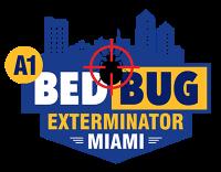 A1 Bed Bug Exterminator Logo